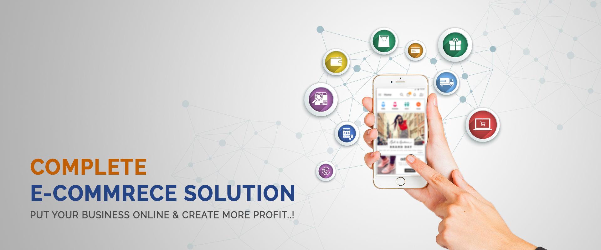 E-Commerce Website Development Company in pune